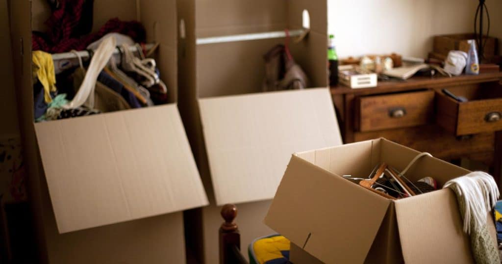 Moving in Sonoma County