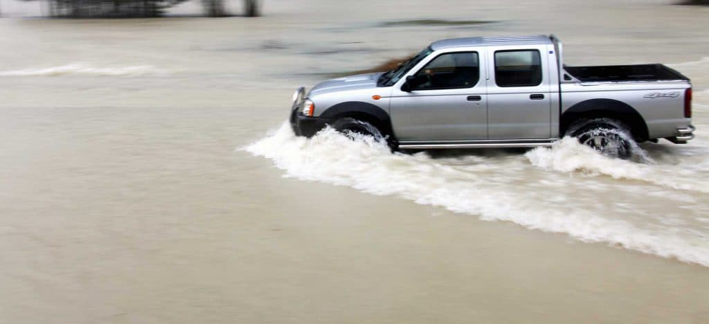 Truck-flood